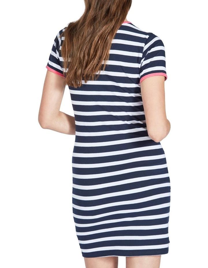 Harlech Stripe Ringer Dress image 2