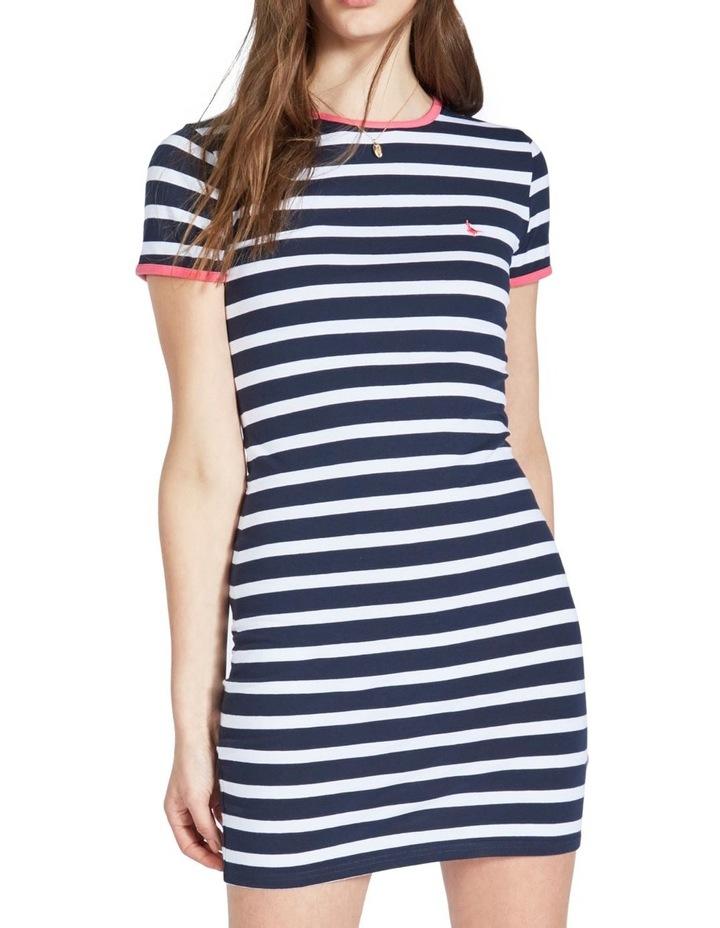 Harlech Stripe Ringer Dress image 3