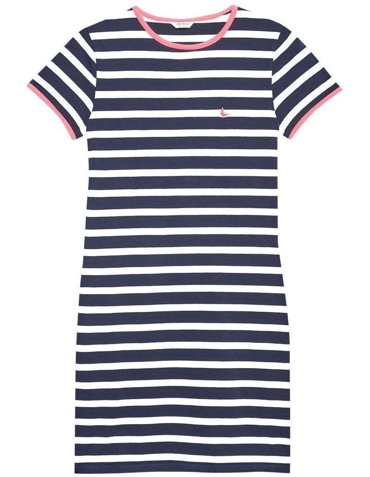 Harlech Stripe Ringer Dress image 4