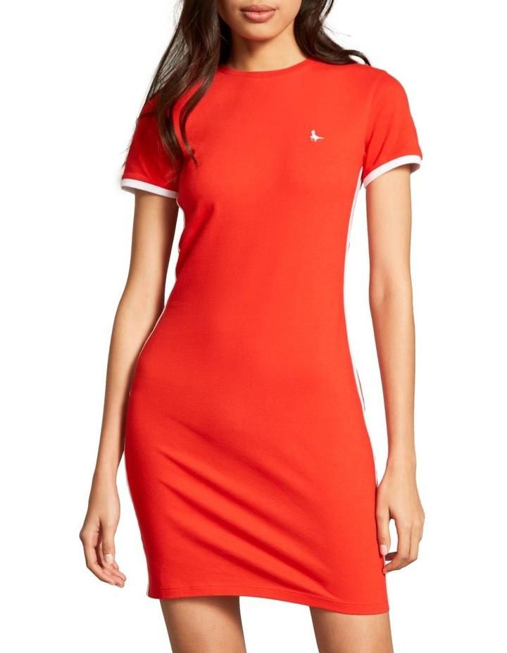 Goodrington Side Stripe Ringer Dress image 3