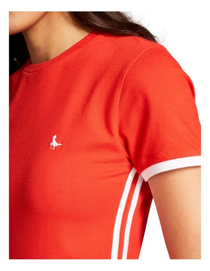 Goodrington Side Stripe Ringer Dress image 4