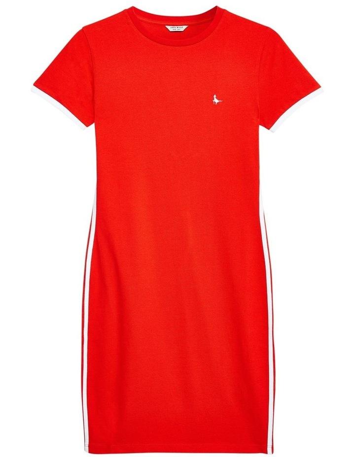 Goodrington Side Stripe Ringer Dress image 5