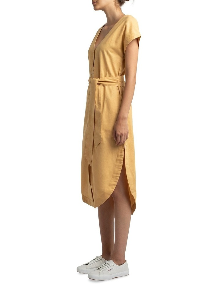 Marley Linen Midi Dress image 2