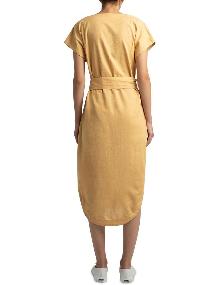 Marley Linen Midi Dress image 3