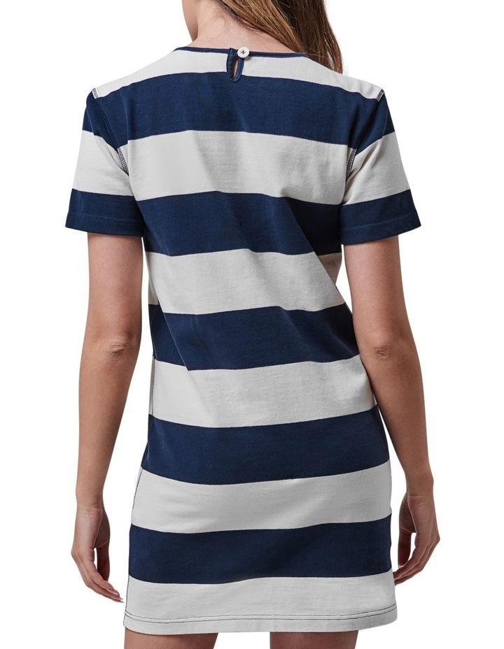 Codery Rugby Stripe Dress image 2