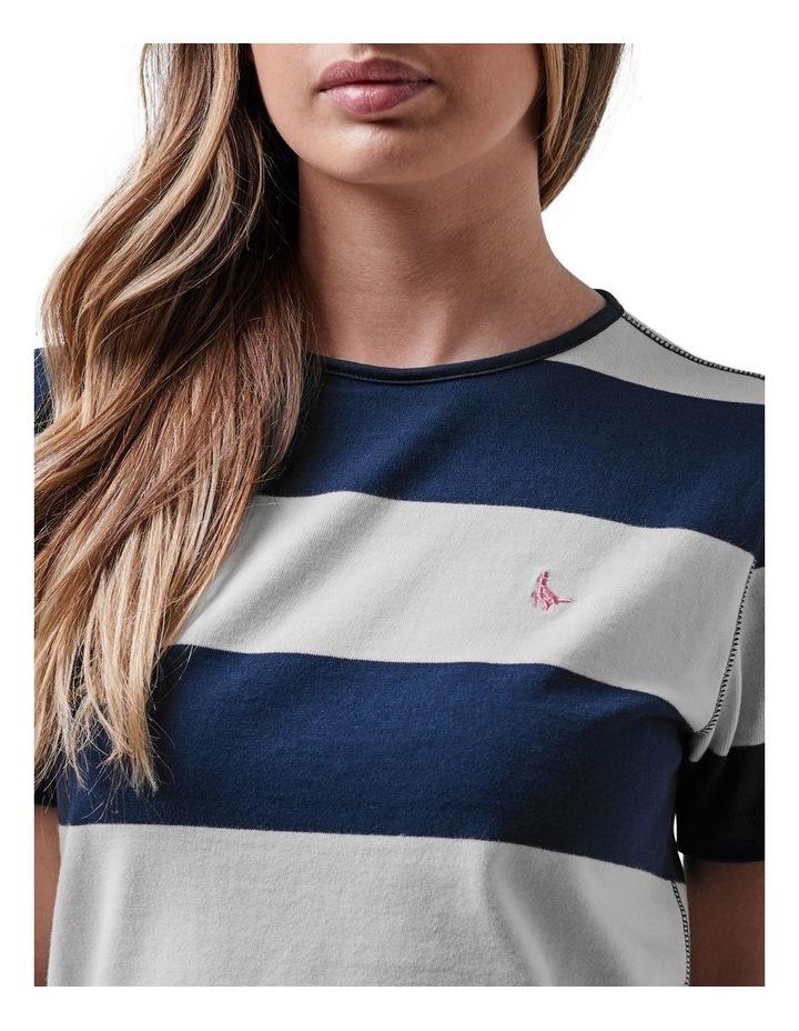 Codery Rugby Stripe Dress image 3