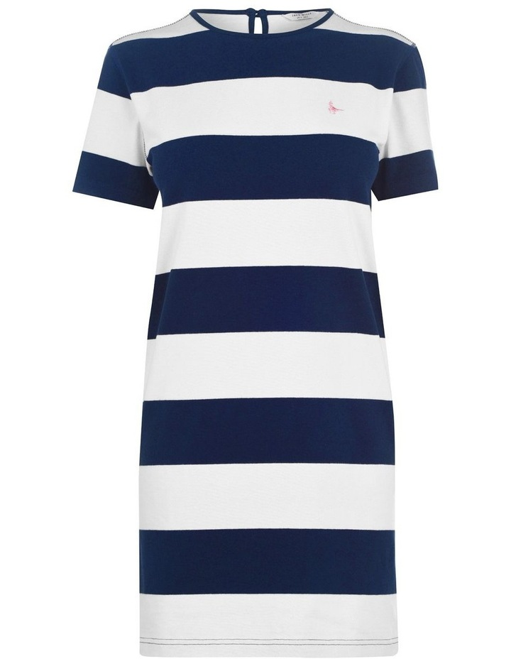 Codery Rugby Stripe Dress image 5