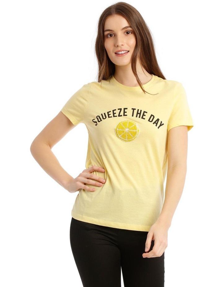 Kita Reg Short Sleeve Lemon Box image 1