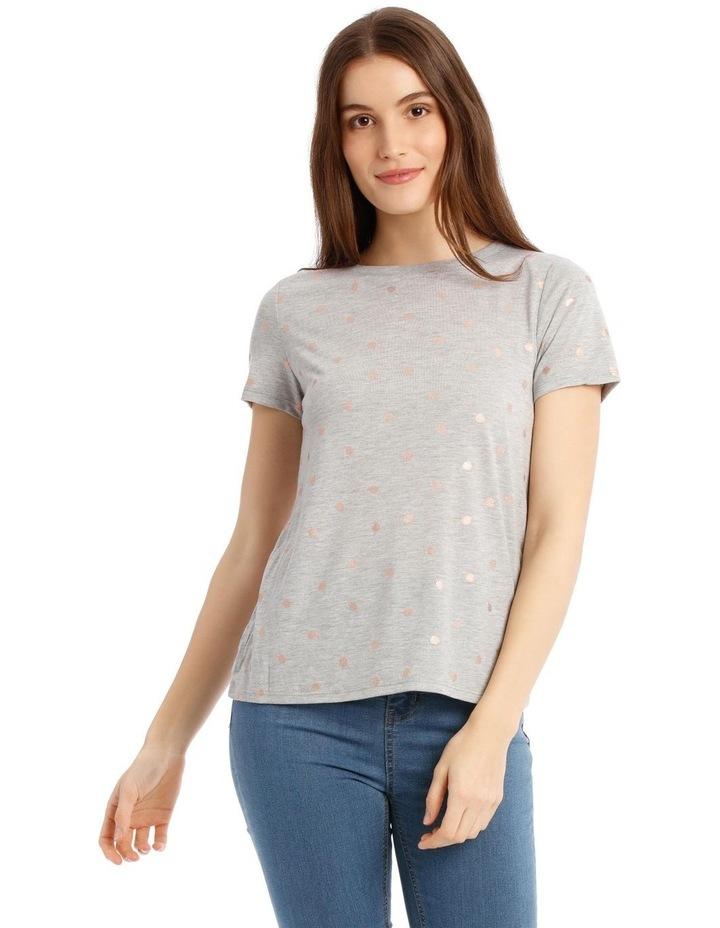New Isabella Short Sleeve Tee image 1
