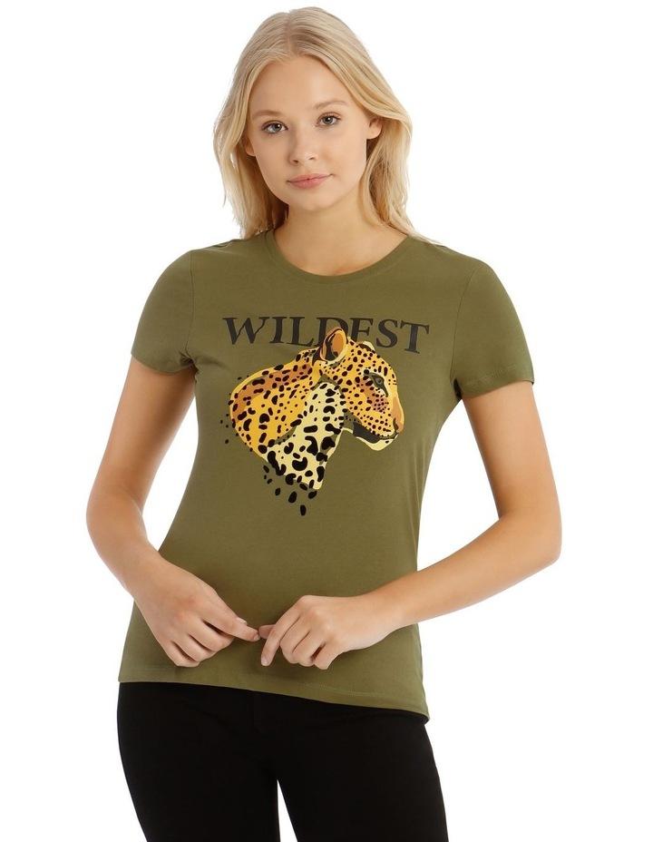 Flea Fit Leo T-Shirt image 1