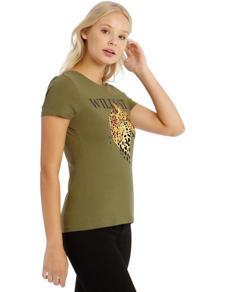 Flea Fit Leo T-Shirt image 2
