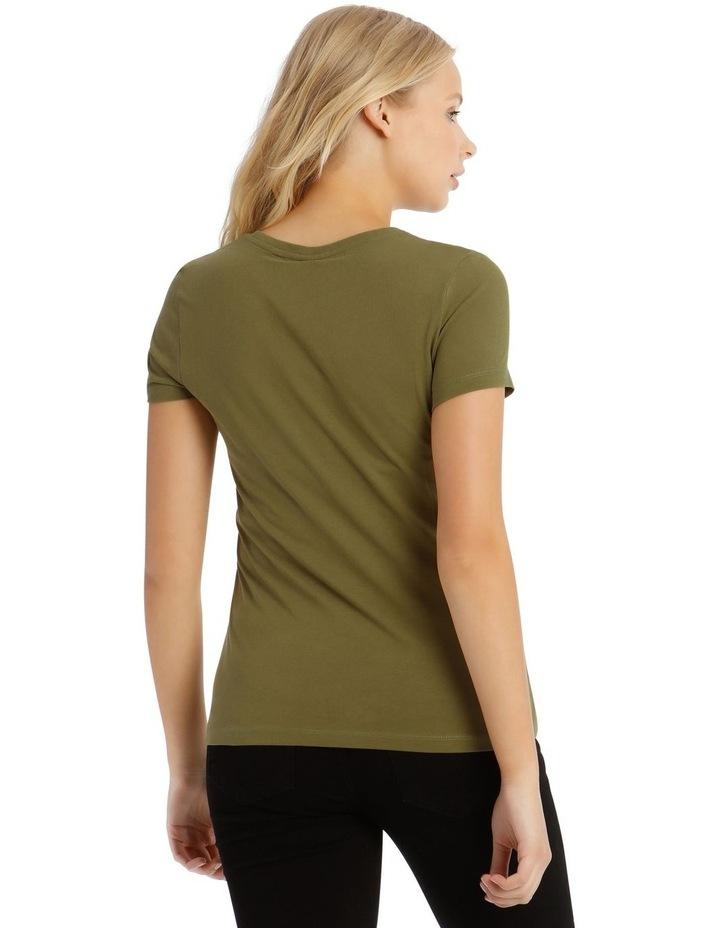 Flea Fit Leo T-Shirt image 3