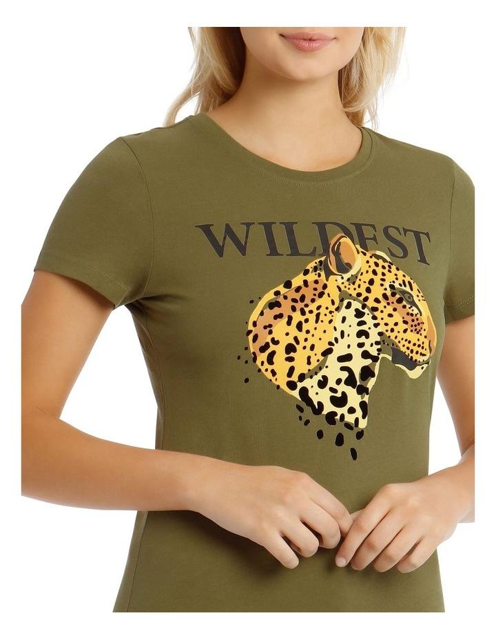 Flea Fit Leo T-Shirt image 4