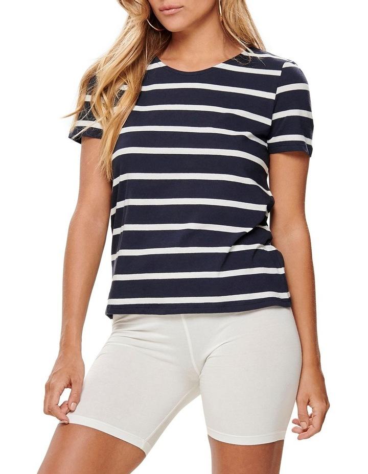 Lisa Stripped T-Shirt image 1