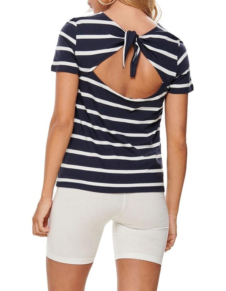 Lisa Stripped T-Shirt image 2