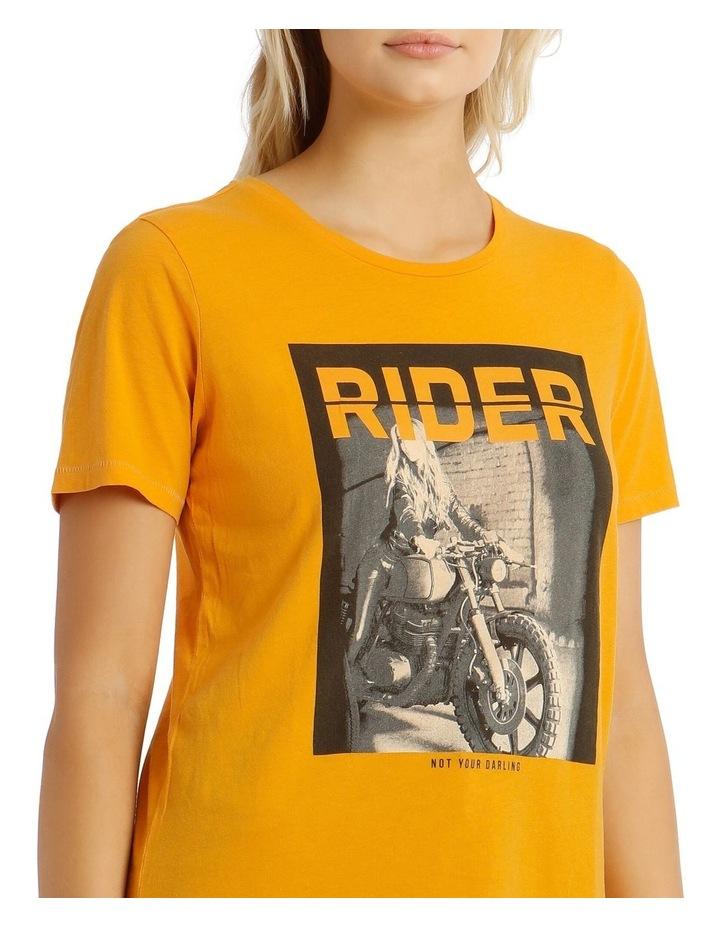Vivian Printed T-Shirt image 4