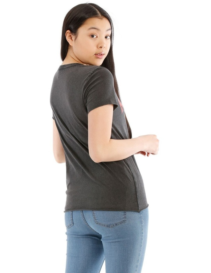 Lucy Rock Acid Wash T-Shirt image 3