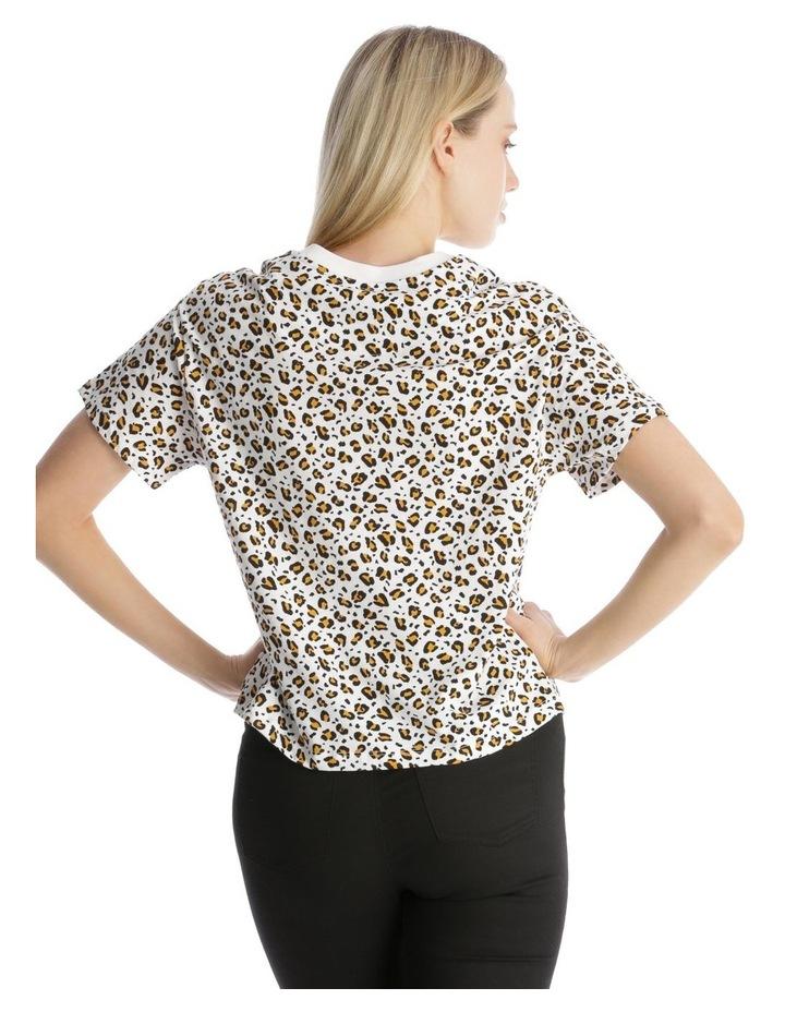 Animal Print T-Shirt image 3
