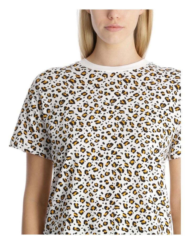 Animal Print T-Shirt image 4