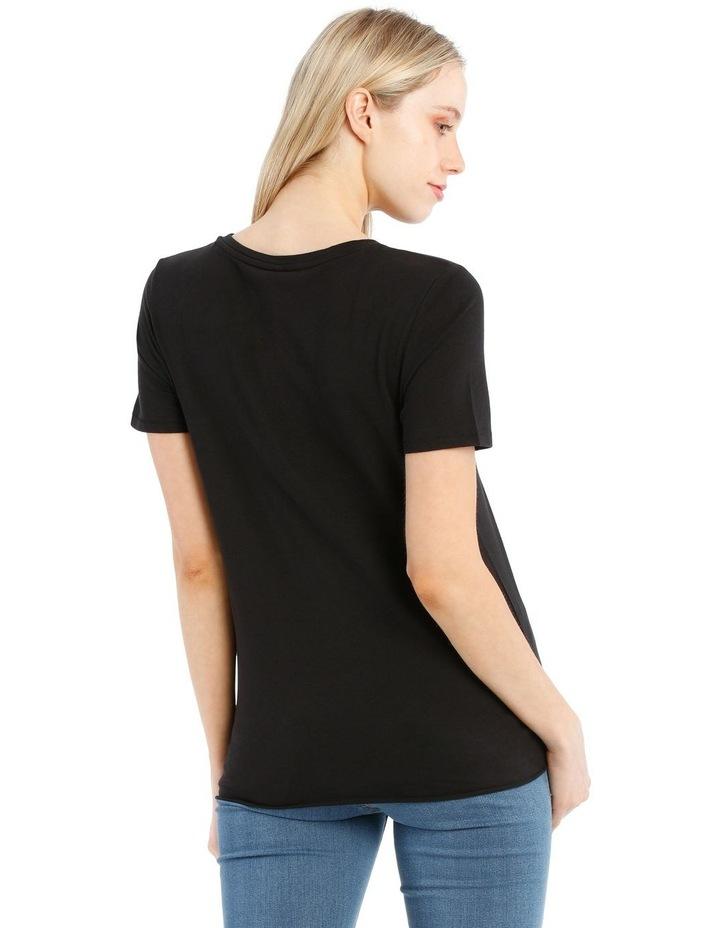 Banja Neon Print T-Shirt image 3