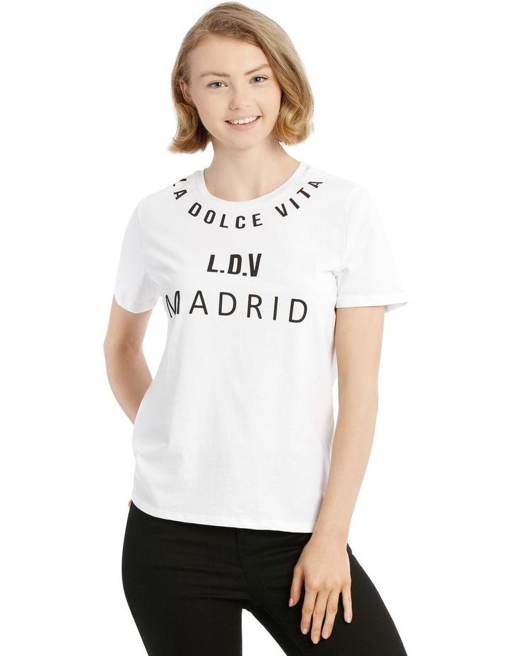 Vita Madrid T-Shirt image 1