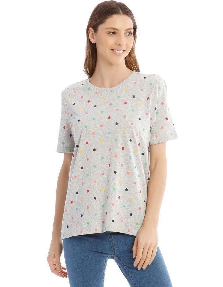 Polka Dot T-Shirt image 1