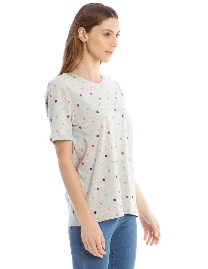 Polka Dot T-Shirt image 2