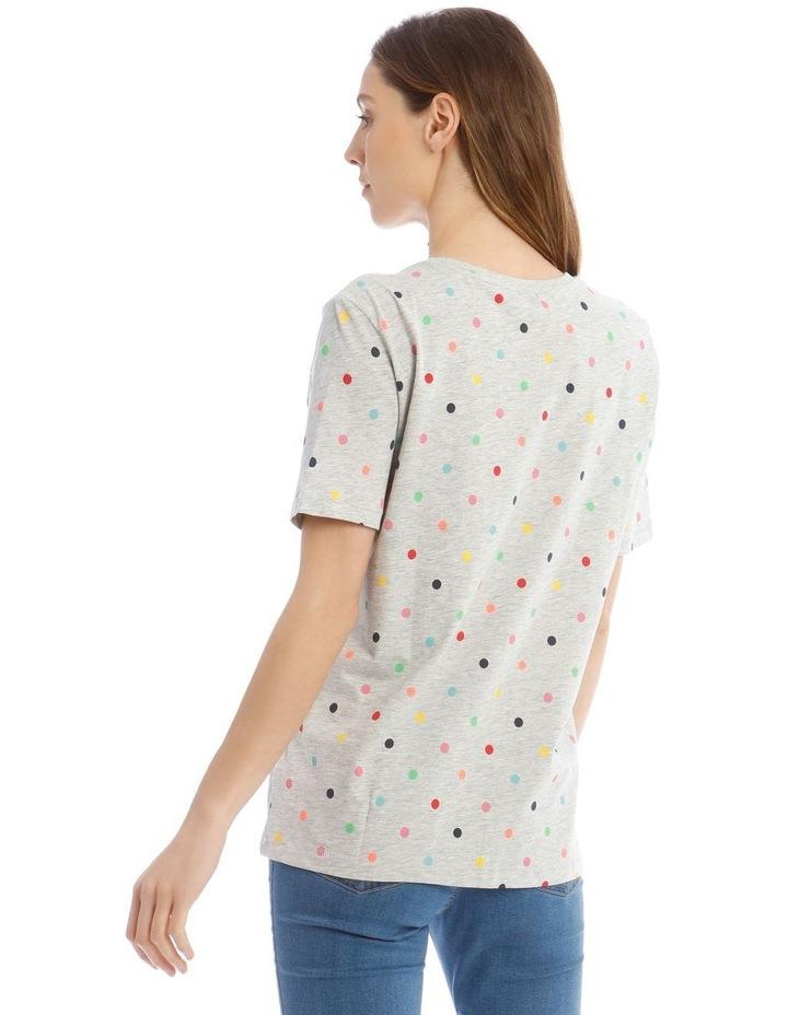 Polka Dot T-Shirt image 3