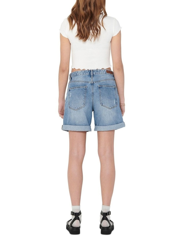 Kitty Short Sleeve Cropped Top image 2