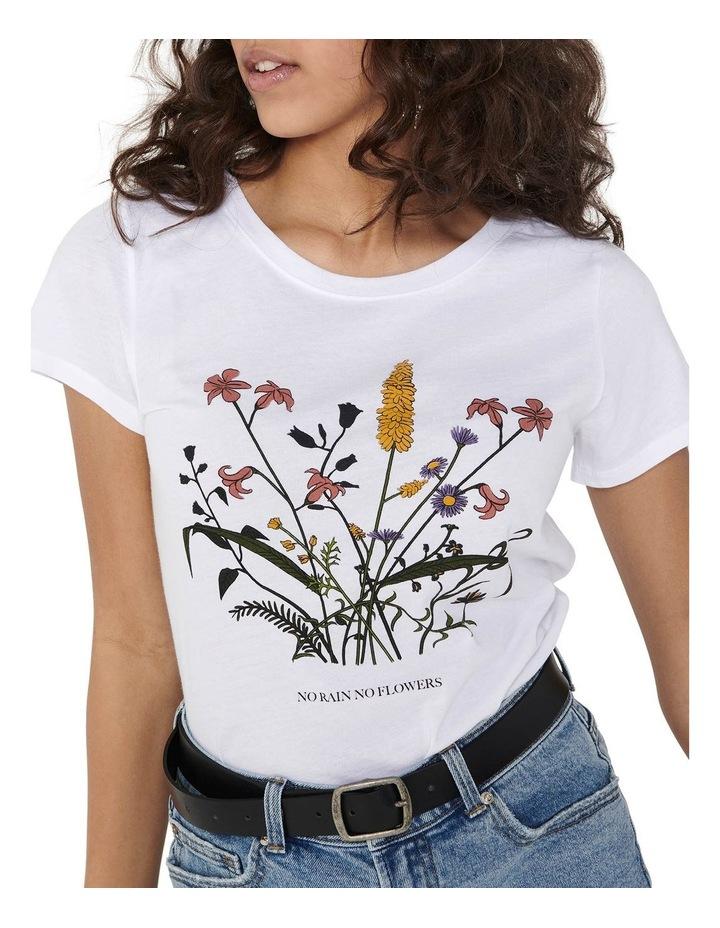 Rosa Printed T-Shirt image 3