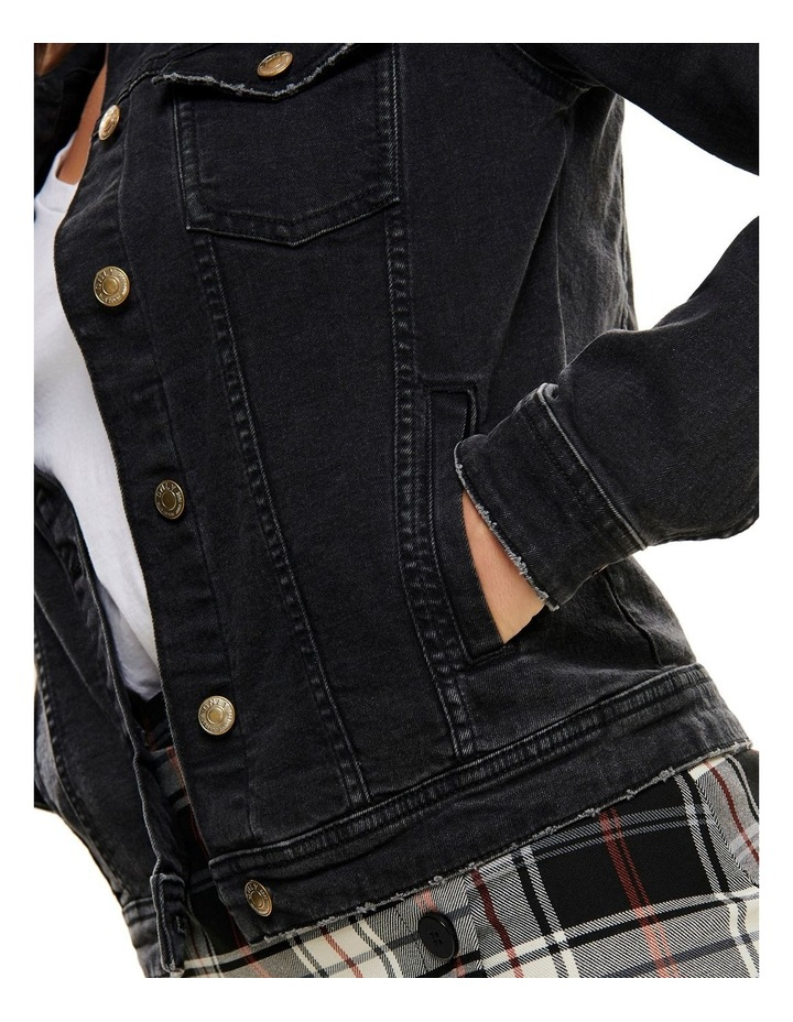Tia Denim Jacket image 6