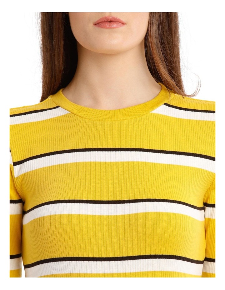 Camilla Long Sleeve Stripe Top image 4