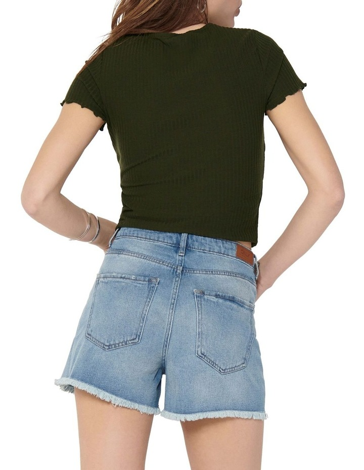 Emma Short Sleeve Top image 2