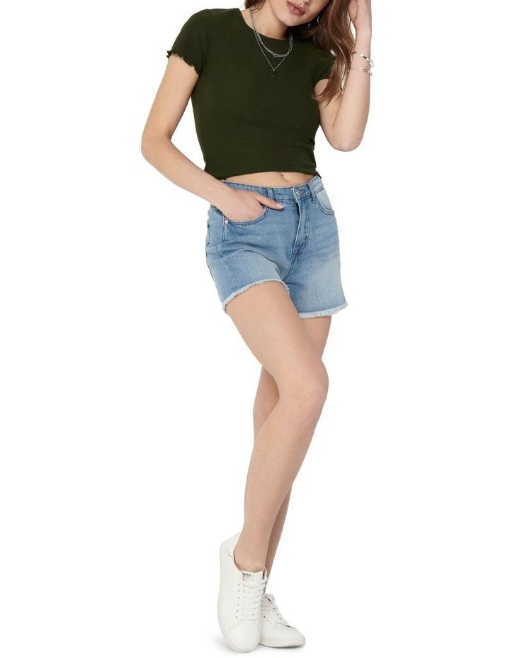 Emma Short Sleeve Top image 3