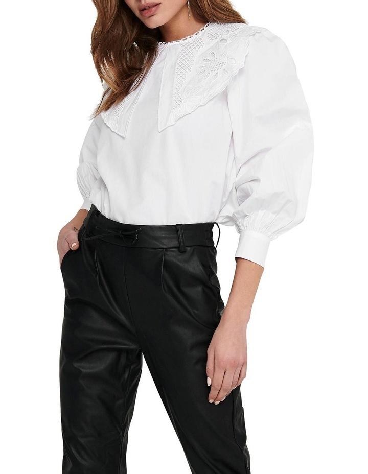 Jane Long Sleeve Collar Top image 1