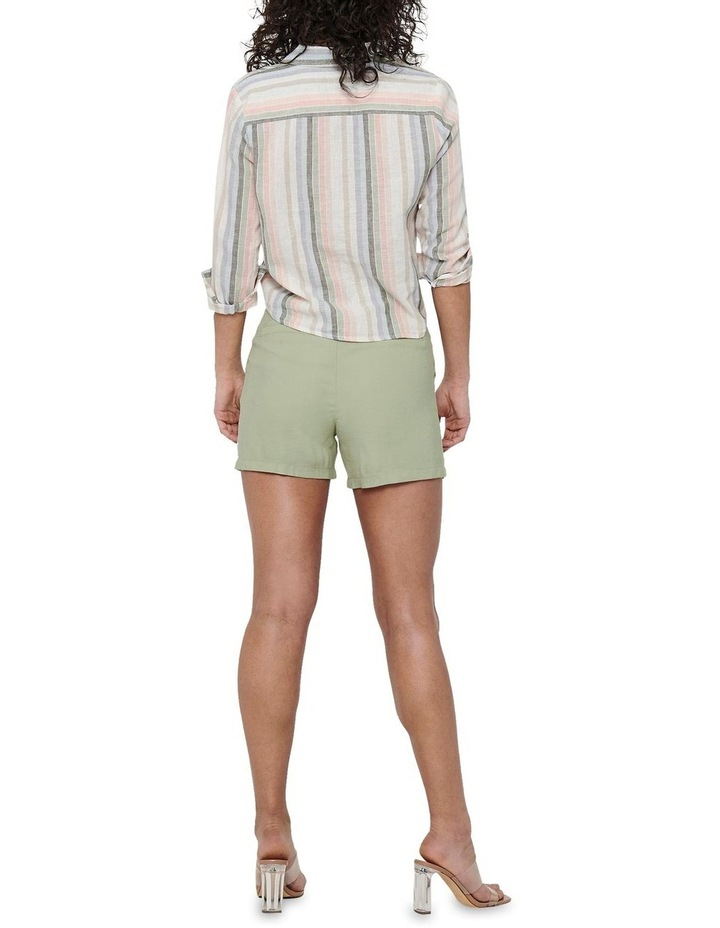 Lecey-Stacy Long Sleeve Stripe Knot Shirt image 2