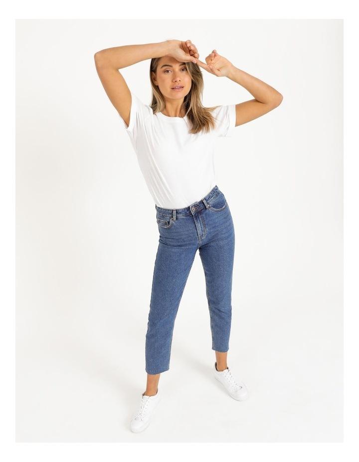 Emily High Waist Jeans image 5