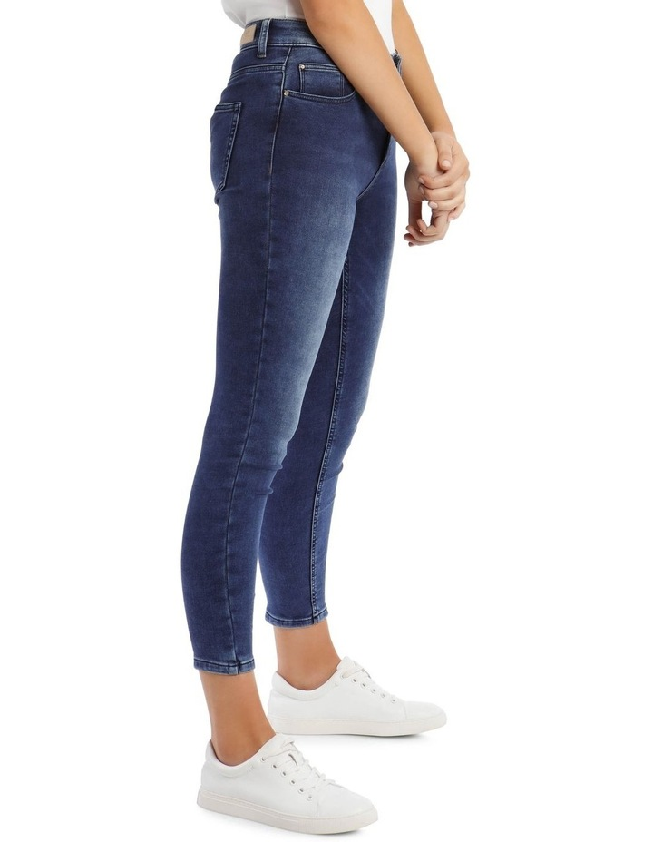 Mid Rise Ankle Jeans image 2