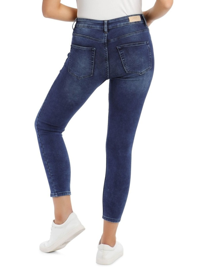 Mid Rise Ankle Jeans image 3