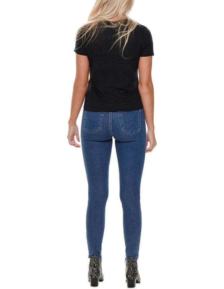Hi-Rise Skinny Jeans image 2