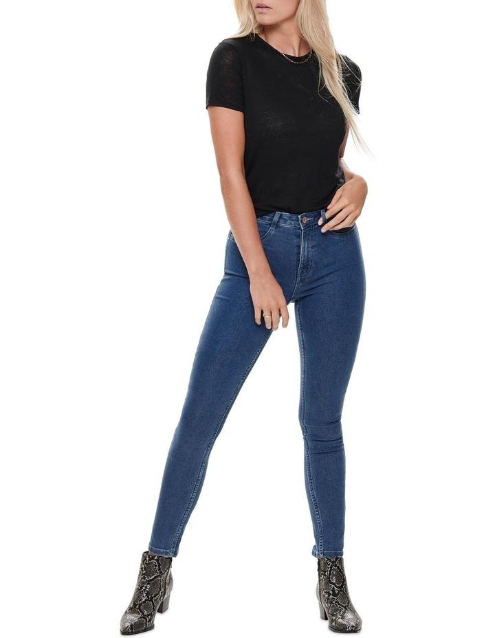 Hi-Rise Skinny Jeans image 3