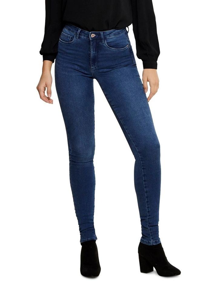 Royal High Waisted Skinny Jeans image 1