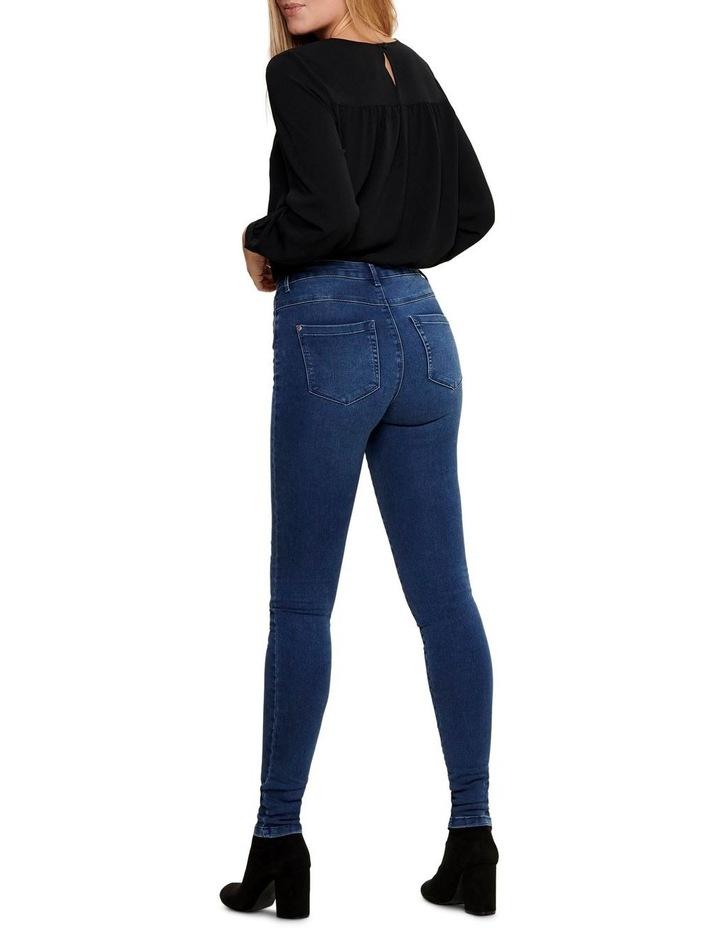 Royal High Waisted Skinny Jeans image 2