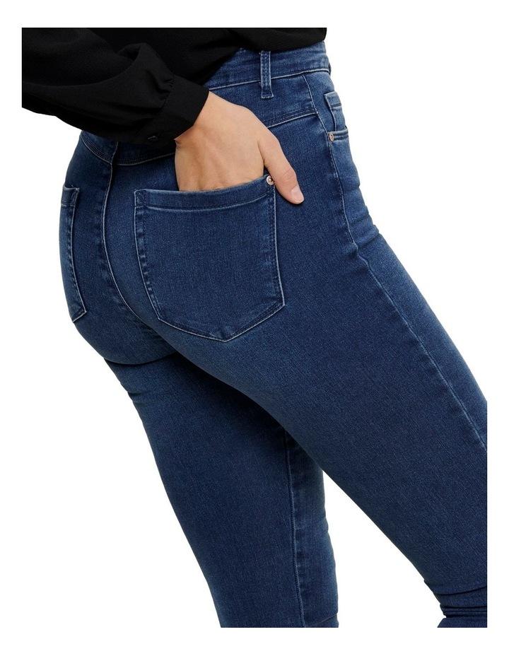 Royal High Waisted Skinny Jeans image 4