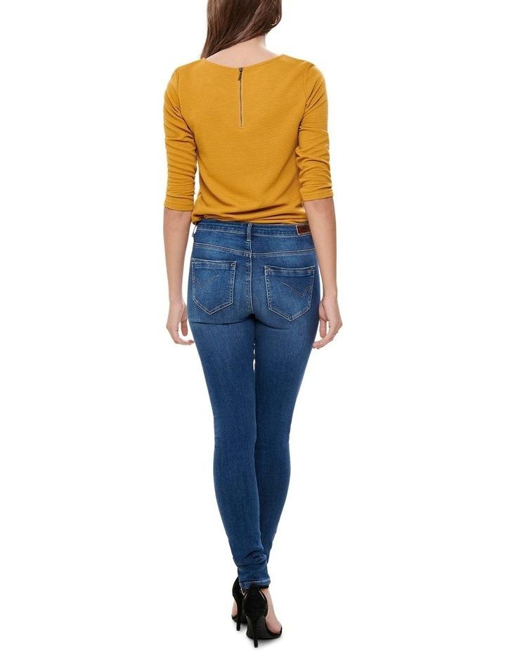 Paola High Waisted Skinny Jeans image 2
