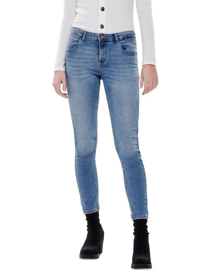 Daisy Pushup Skinny Jeans image 1