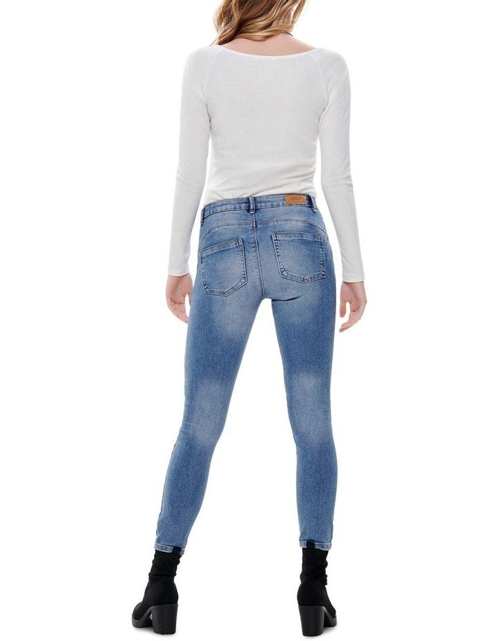 Daisy Pushup Skinny Jeans image 2