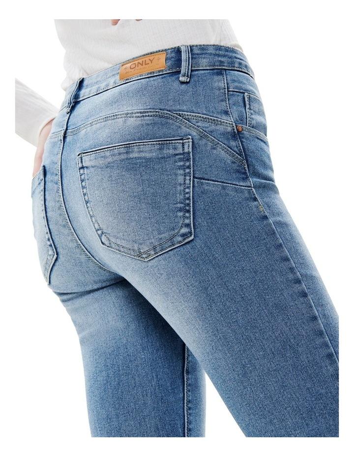Daisy Pushup Skinny Jeans image 4