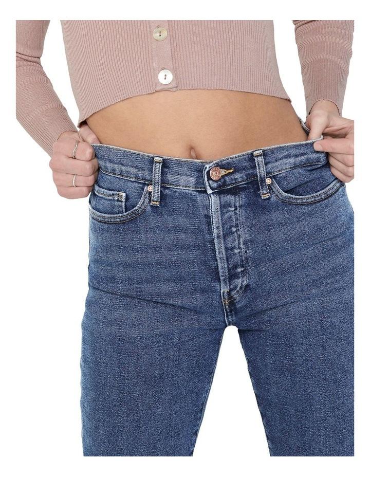 Josie High Waist Jeans image 4