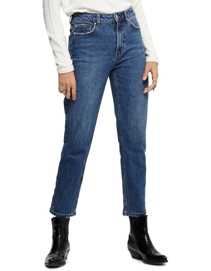 Emily High Waisted Jeans image 1